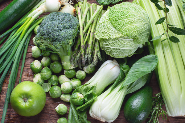 green vegetables you need to eat daily