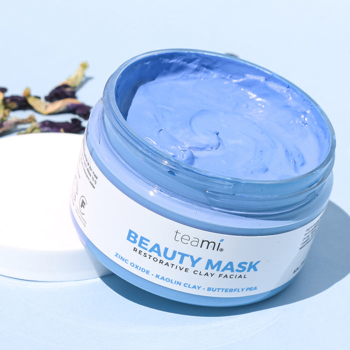 Beauty Mask, Restorative Clay Facial