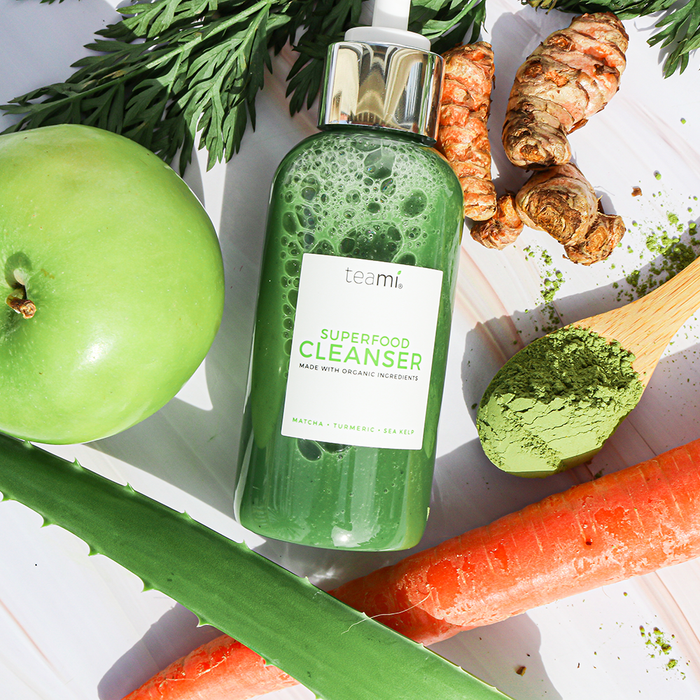 Gentle Superfood Liquid Cleanser