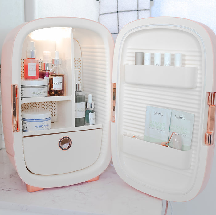 Teami Luxe Skincare Fridge