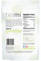 Teami Matcha Powder nutrition facts