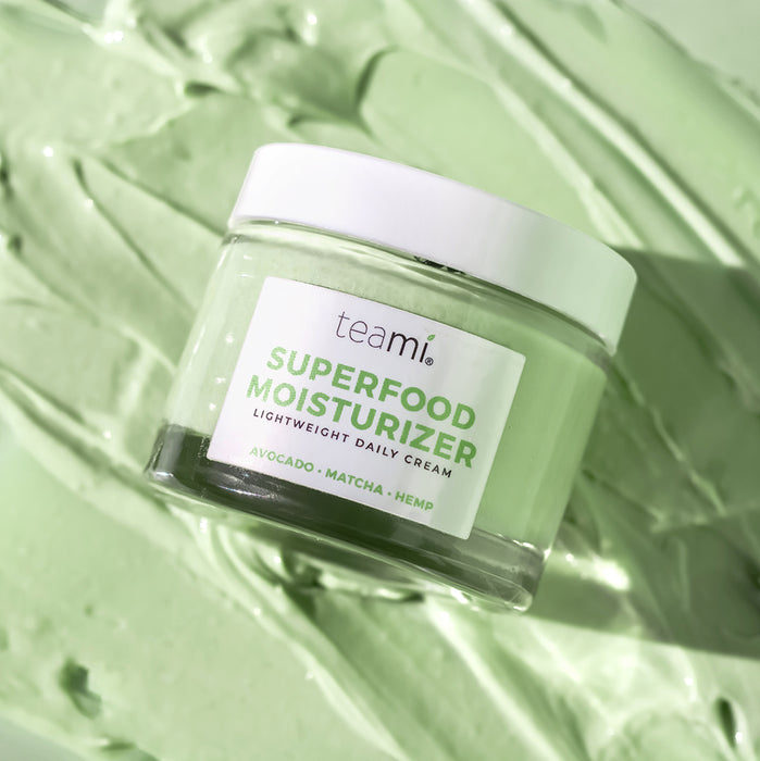 Superfood Moisturizer, Lightweight Daily Cream