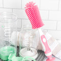 Teami Clean, 2-in-1 Silicone Bottle Brush