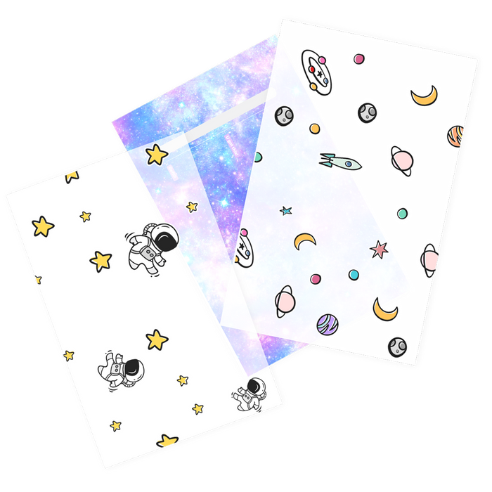 Galaxy Insert Set