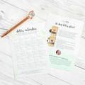Teami Blends 30 Day Detox Calendar