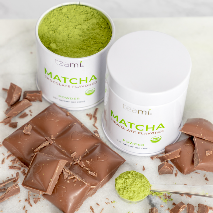 Matcha Powder Tins