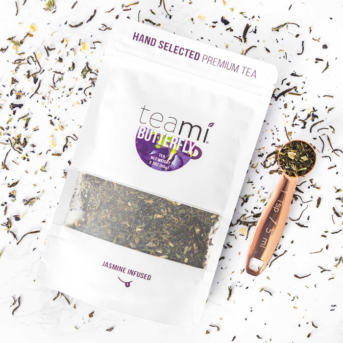 Teami Blends Butterfly Tea