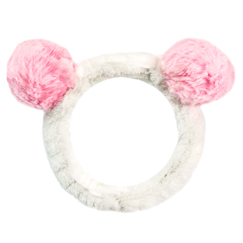 Plush Beauty Headband