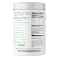 Teami Greens Superfood Powder supplement facts