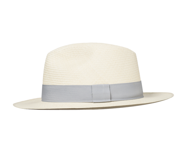 Authentic Hand Woven Panama Hat- Classic Style - little-amigos-south-america