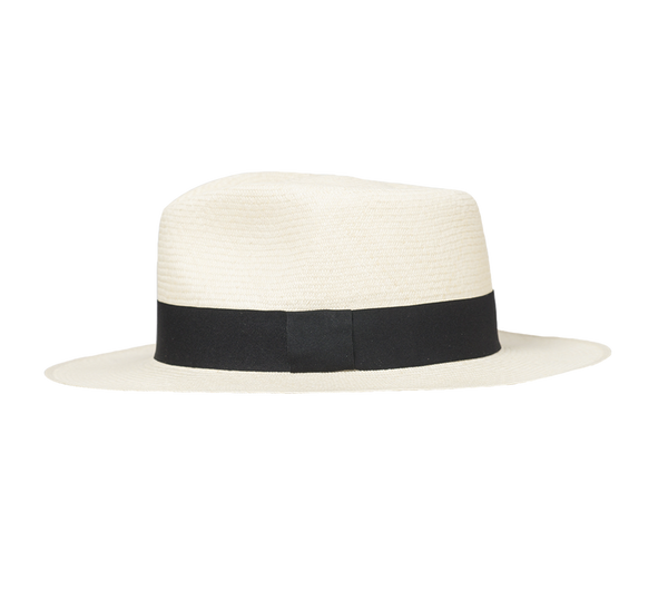 Authentic Hand Woven Panama Hat- Fedora Style - little-amigos-south-america