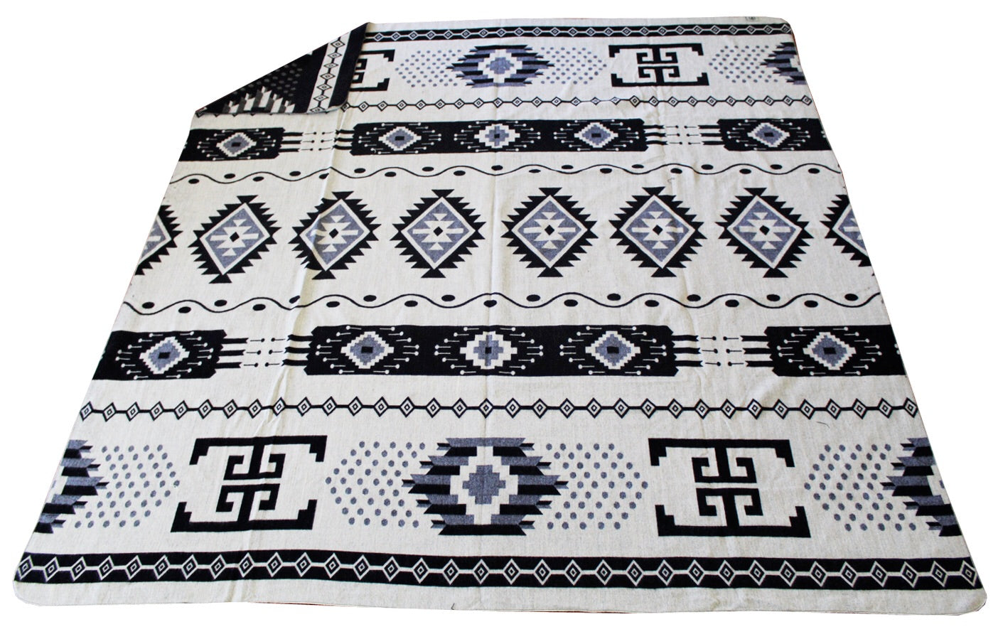 Inca Trail Alpaca Blend Blanket - little-amigos-south-america