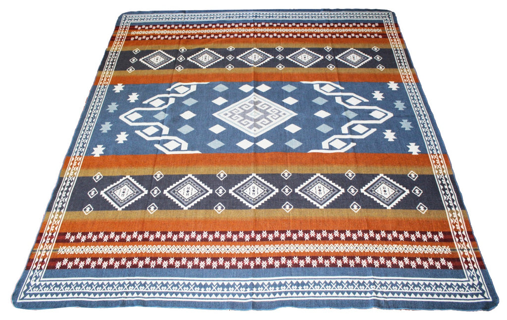 Tierra y Fuego Alpaca Blend Blanket - little-amigos-south-america