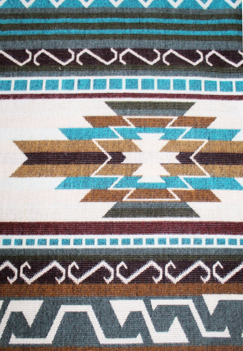 La Esmeralda Alpaca Blend Blanket - little-amigos-south-america
