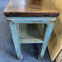 Load image into Gallery viewer, Antique Asian Sidetable Asian style sidetable