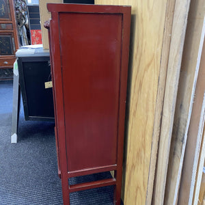 Antique Medium Cabinet Asian Style Cabinet Medium