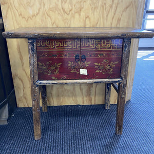 Antique Oriental Sideboard Asian style sideboard