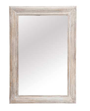 Arola Wooden Mirror