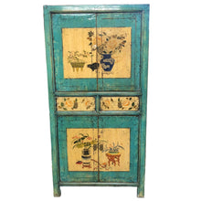 Load image into Gallery viewer, Bookcases/Cabinets Asian Design 2 Door Cabinet