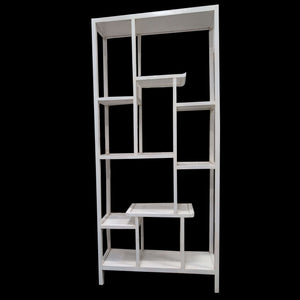 Bookcases/Cabinets Asian Style Multi-Teir Bookshelf