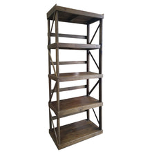 Load image into Gallery viewer, Bookcases/Cabinets Stonemill Crate Bookshelf
