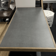 Load image into Gallery viewer, Concrete top dining table - 2.0m