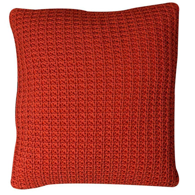 Cushions Como Cushion Rusty Red