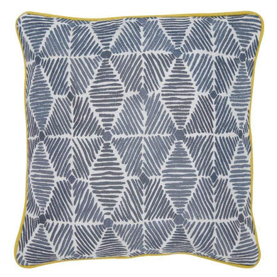 Cushions Julie Cushion Mustard Piping