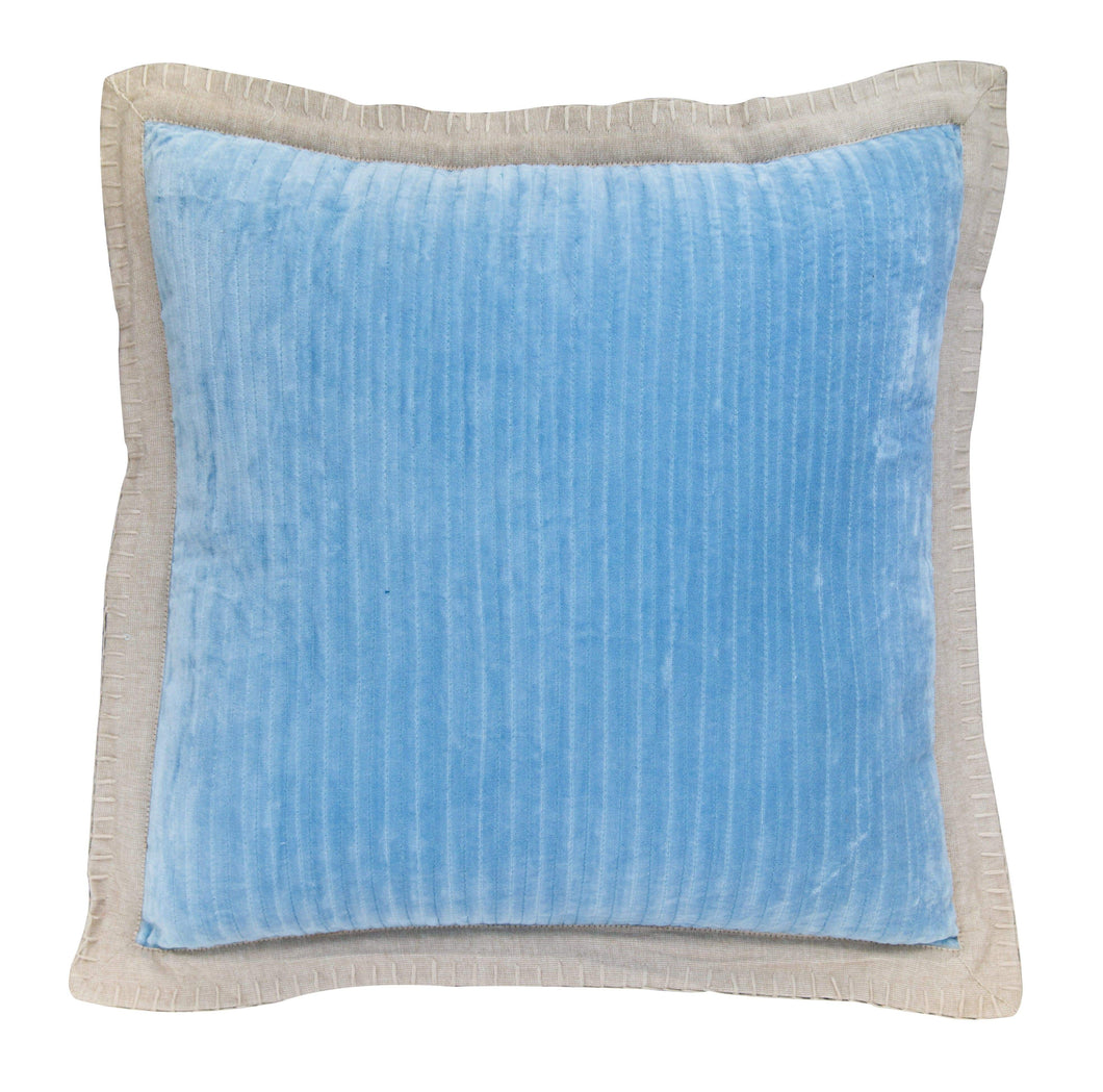 Cushions Laura Cushion Delphinium Blue