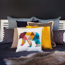 Load image into Gallery viewer, Cushions Polar Bear Cushion