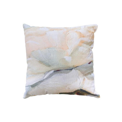 Cushions Waterlily Cushion Lemon