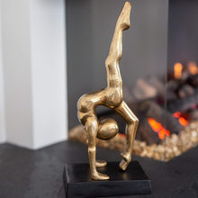 Load image into Gallery viewer, Home Accents Sculpt Gymnast