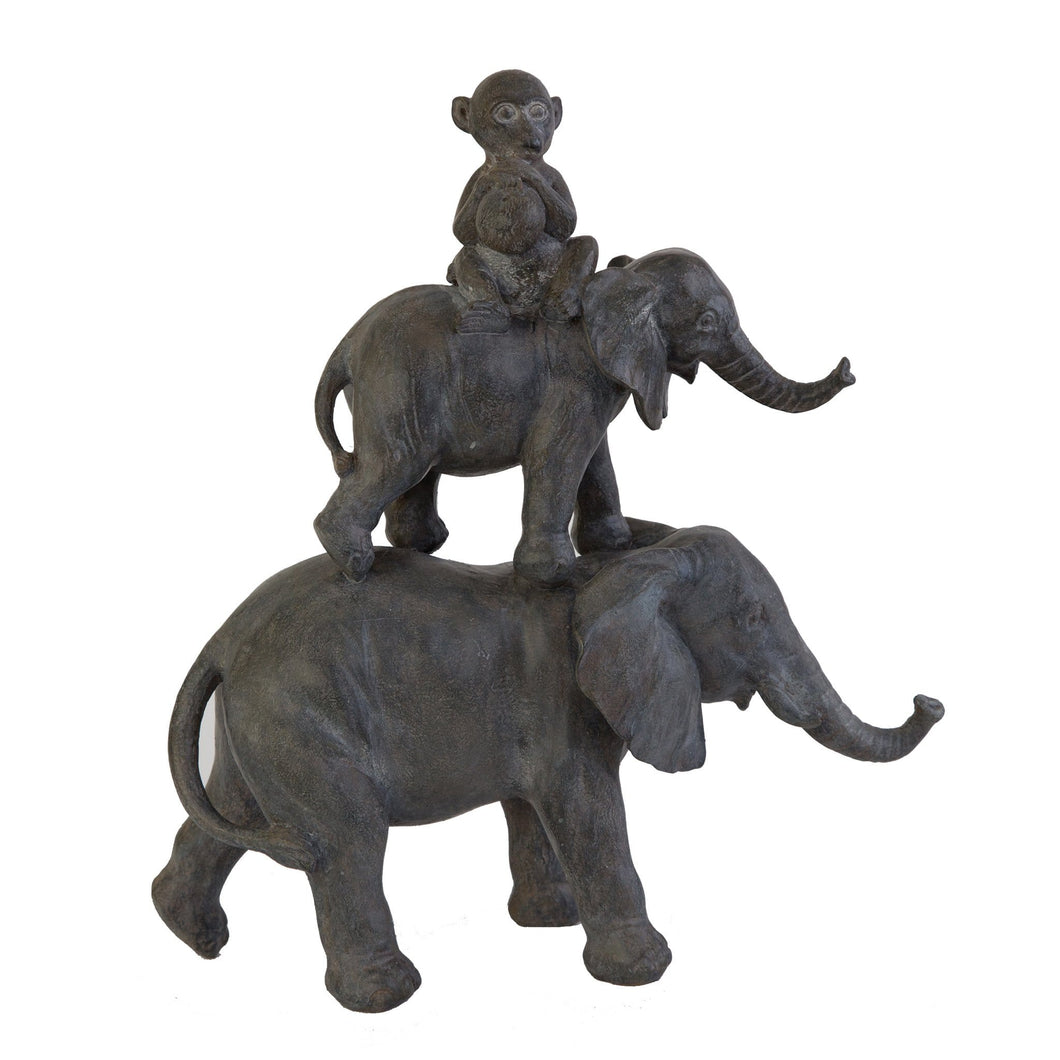 Home Accents Stacking African Animals