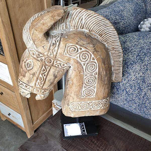 Home Decor Horse Head - Small