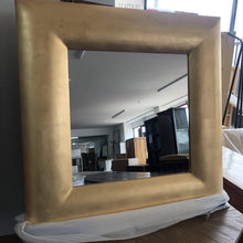 Load image into Gallery viewer, Mirrors Gilded Gold Leaf Mirror