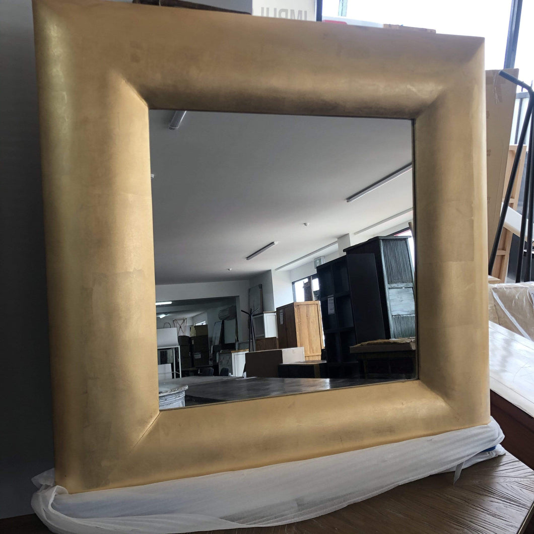 Mirrors Gilded Gold Leaf Mirror