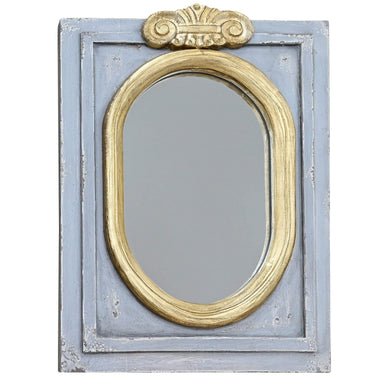 Mirrors Gilded Rustic Mirror
