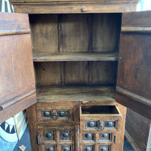 Load image into Gallery viewer, Old Handmade Indian Cabinet