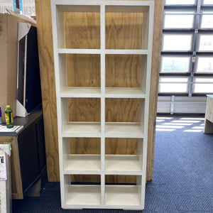 Oriental Open Style Bookcase - Vertical Open bookcase