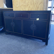 Load image into Gallery viewer, Oriental Sideboard Asian style sideboard