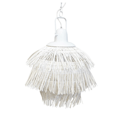 SAKURA PENDANT SHADE WHITE WASH