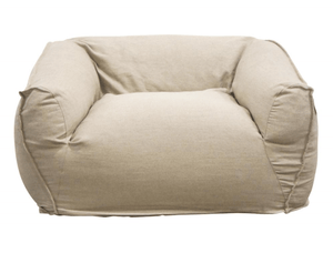 Seating Cushioned Low Armchair