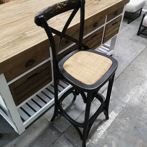 Seating Provincial Rustic Bar Stool