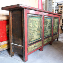 Load image into Gallery viewer, Sideboards/Consoles Antique Style Three Door Sideboard