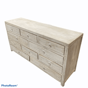 Sideboards/Consoles Contemporary Style Dresser - 10 Drawer