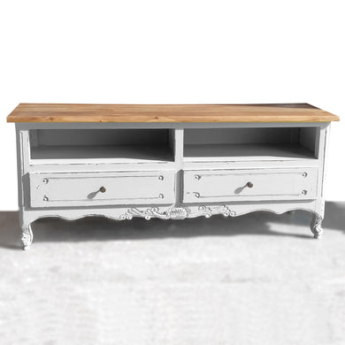 Sideboards/Consoles Provincial Style Low Console