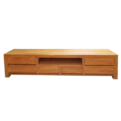 Sideboards/Consoles Recycled Teak Entertainment Unit