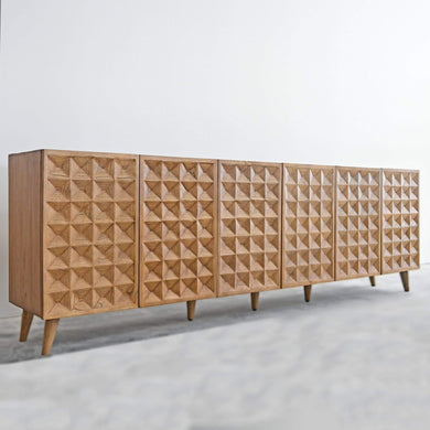 Sideboards/Consoles XL Paris 6 Door Sideboard - The Bordeaux Collection