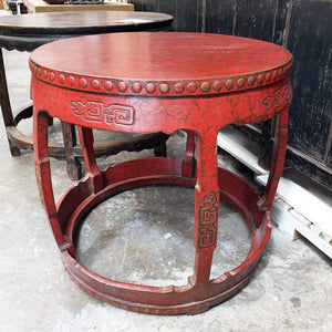Tables Asian Style Round  Table - Sino Collection