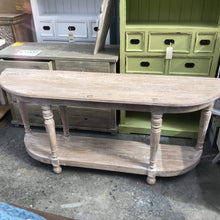 Load image into Gallery viewer, Tables Large Elm Wood Console